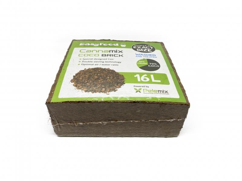 EasyFeed coco brick 16L