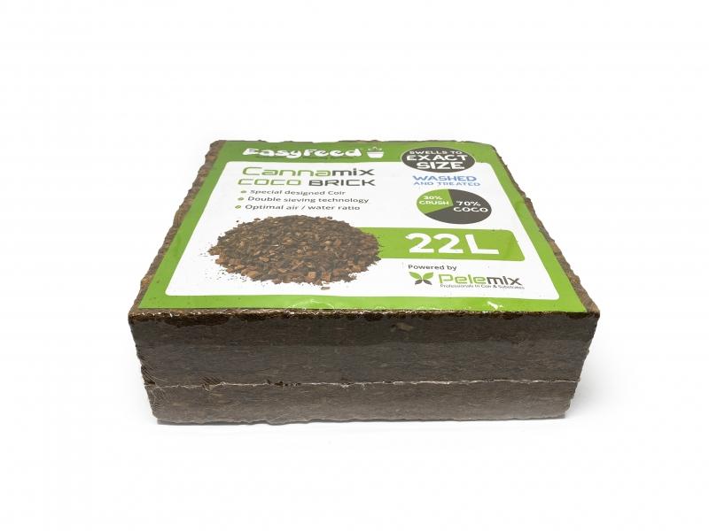 EasyFeed coco brick 22L