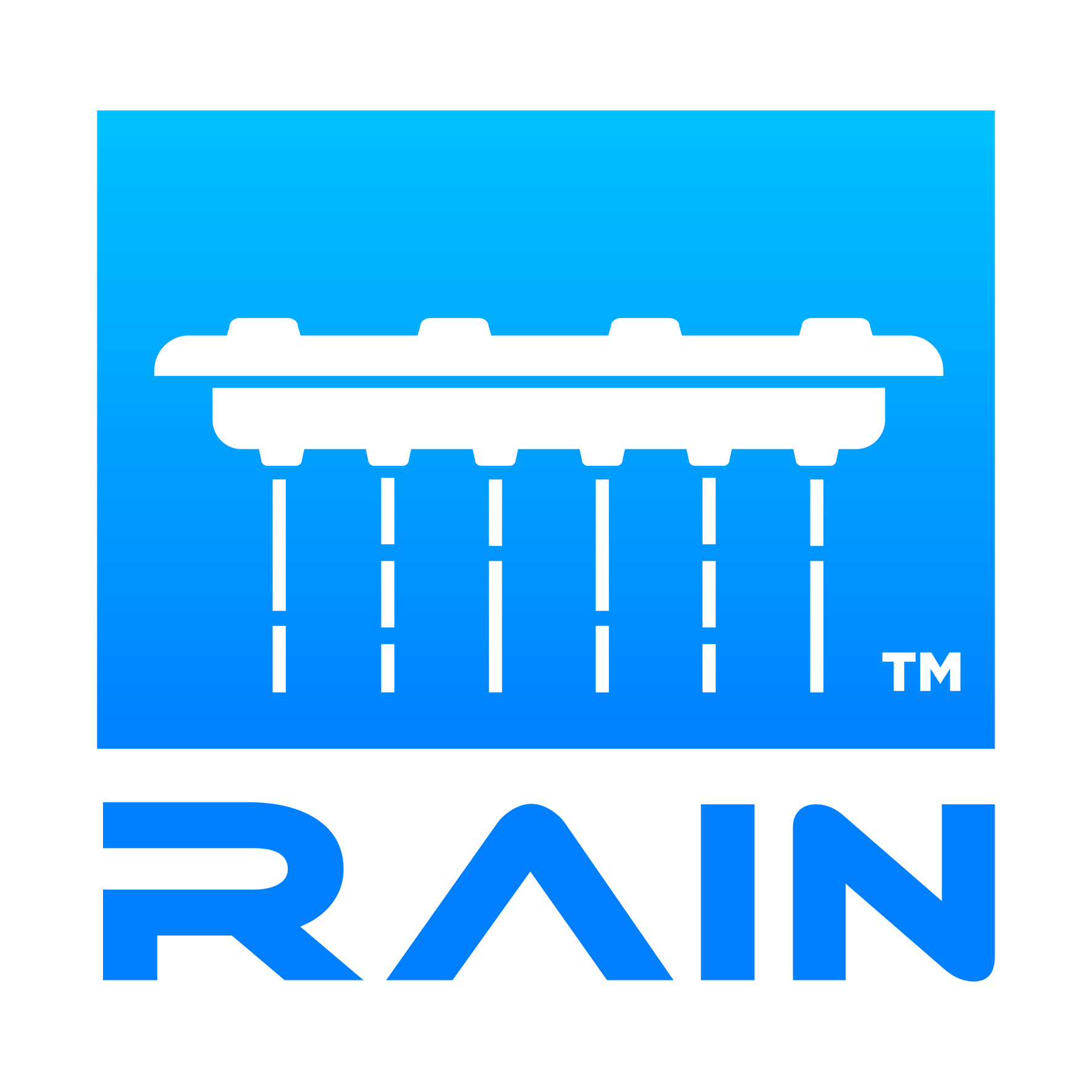 RAIN GRADIENT 15X15