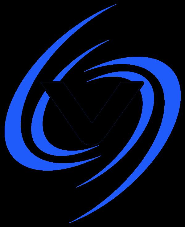 v logo transparent