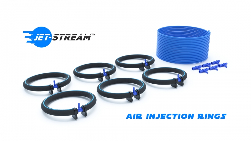 JET STREAM AIR RINGS